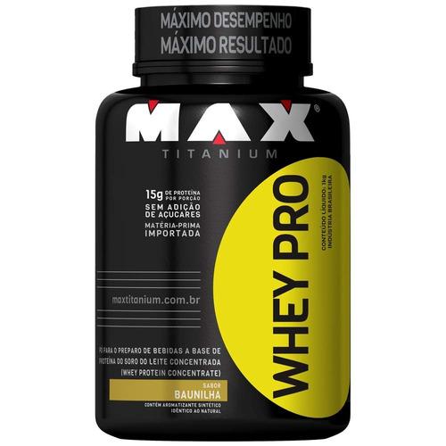 combo whey + dextrose + albumina + bcaa + coq. max titanium