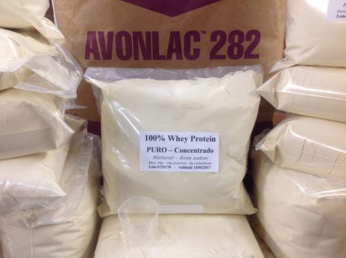 combo whey protein conc 1kg / glutamina 1kg / creatina 1kg