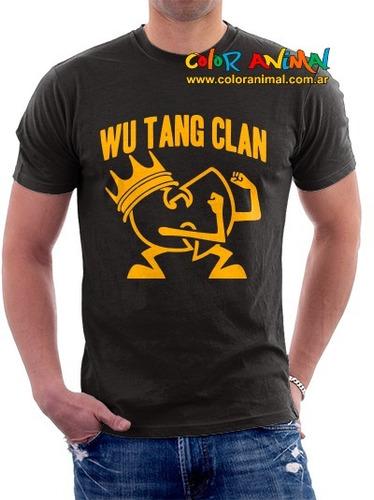 combo wu tang clan campera + remera + gorra