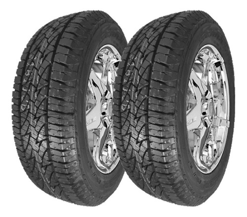 combo x 2 cub 245/70/16r  bridgestone at amarok