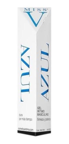 combo x 6 gel lubricante intimo miss v a elección