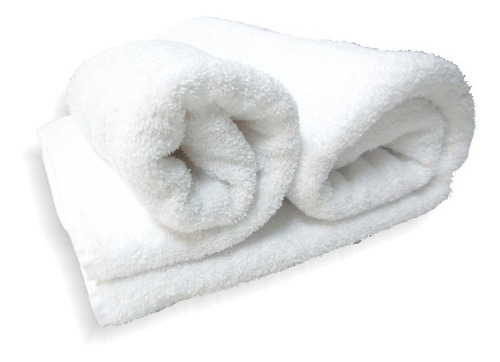 combo x 6 toalla hotel institucional seclar 630 grs 90x50