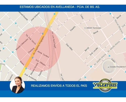 combo x2 - goodyear 205/65 r15 assurance - vulcatires