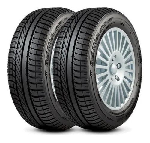 combo x2 neumático fate 175/65 r14  sentiva ar360 82h