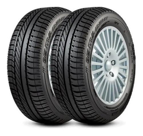 combo  x2 neumáticos fate 185/65 r14  sentiva  ar360 86h