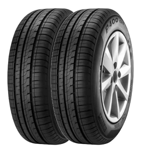 combo x2 neumaticos pirelli 175/65r14 p400ev 82h