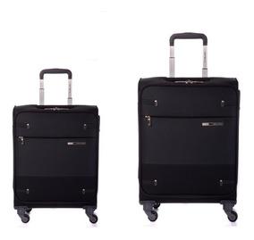 excepcional gama de estilos y colores Amazonas paquete de moda y atractivo Combo X2 Valijas Samsonite Basefolk - Cabina Y Mediana