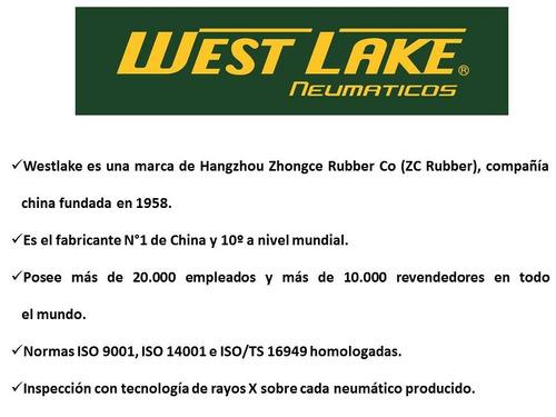 combo x4 155/80 r13 westlake sp06 + envio gratis