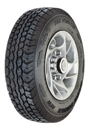 combo x4 neumaticos fate 31x10.5r15 rr2 at/r 109r cuotas