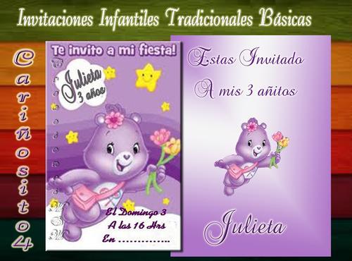 combo2: invitacion + sobre + bolsitas+ souvenirs- 20p