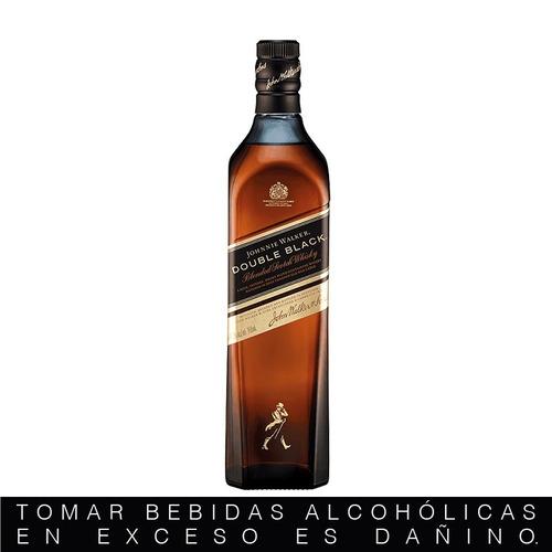 combo#3 whisky johnnie walker black 750ml+double black 750ml
