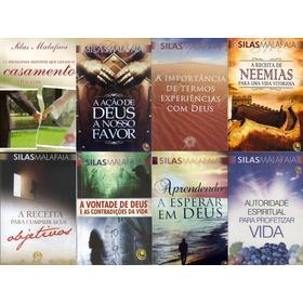 Combo40 Livros Do Pastor Silas Malafaia