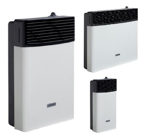 combo42 calefactores eba5s + eba3s + eba2s