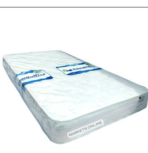 combo!colchón anatómico ramguiflex+basecama divida 140x190