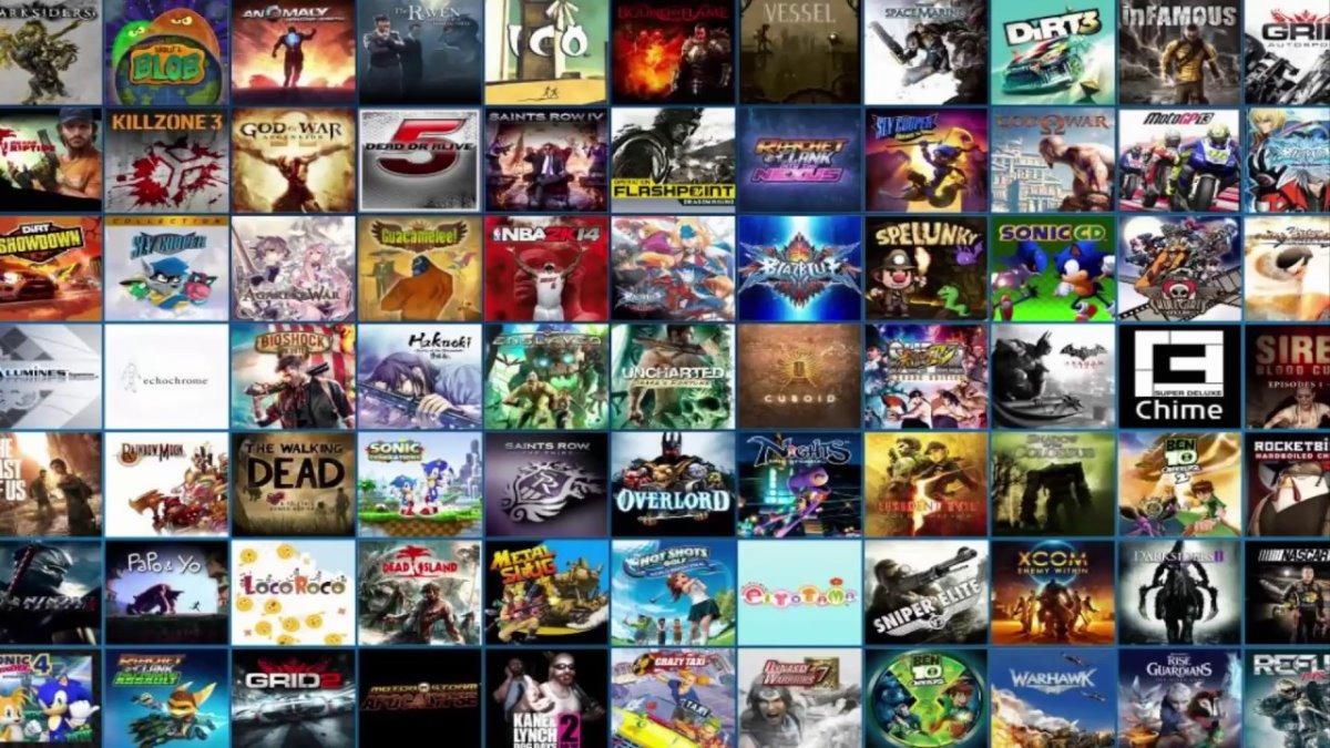Combos De Juegos Y Dlcs Variados Ps3 Digitales 50 000 En Mercado