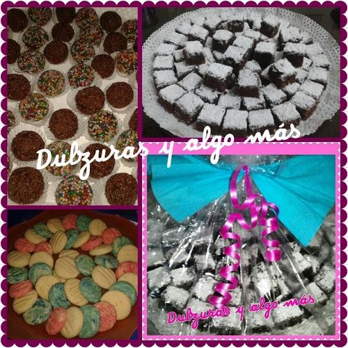 combos especiales de mini dulces -pasapalos dulcitos