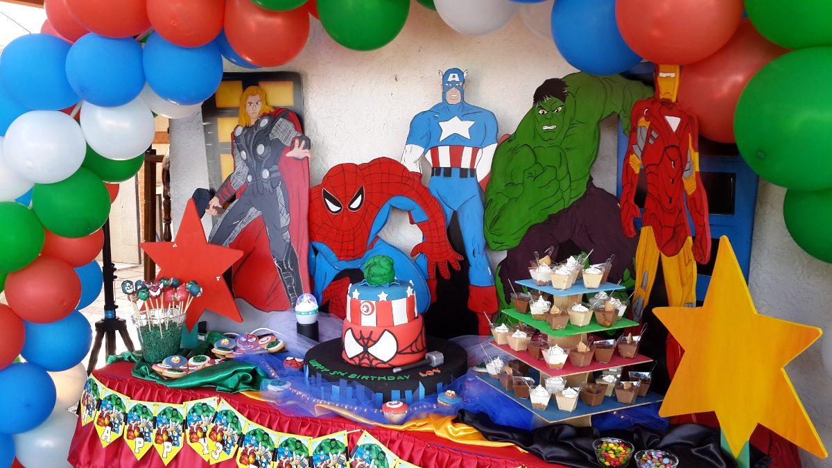 Combos fiestas infantiles festejos decoracion pasapalos bs en mercado libre - Decoracion fiestas infantiles para ninos ...