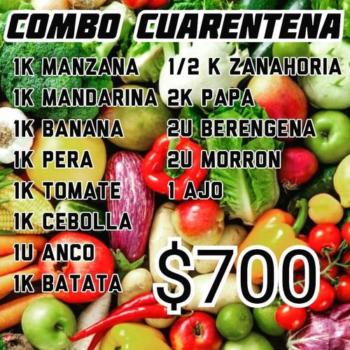 combos frutas y verduras