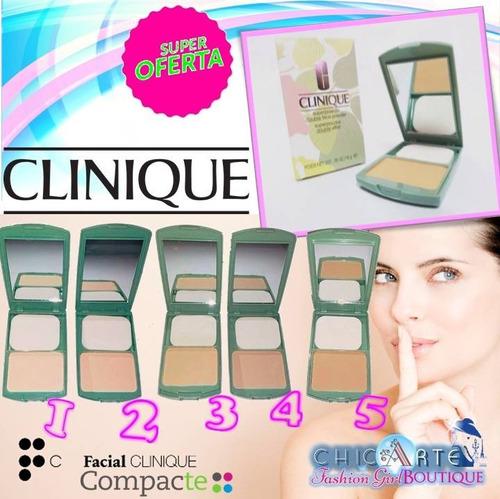 combos maquillajes mac clinique regalo labiales polvo rimel