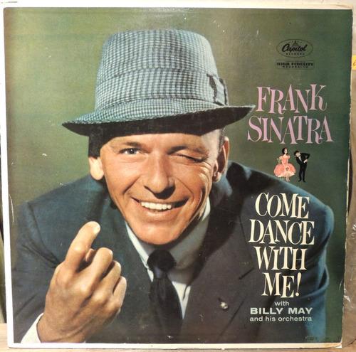 come dance with me! (vinilo) frank sinatra