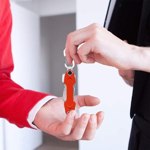 comebo inteligente clave titular compacto clave organizador