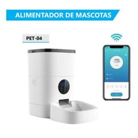 Comedero / Alimentador Automático Para Perros Y Gatos Pet04