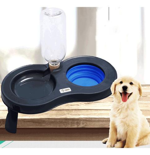 comedero elevado para perros mascotas accesorios de