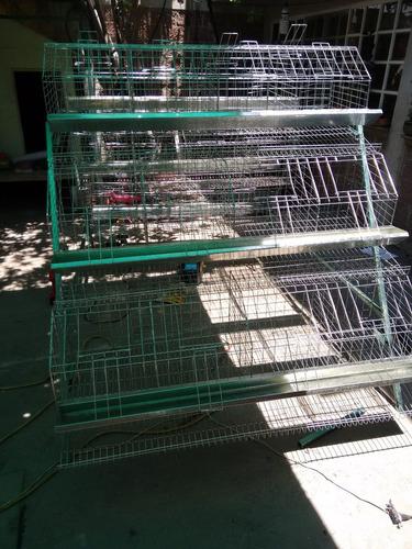 comedero jaula de gallina 160 cm