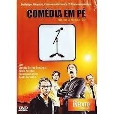 comédia em pé dvd original fabio porchat fernando caruso