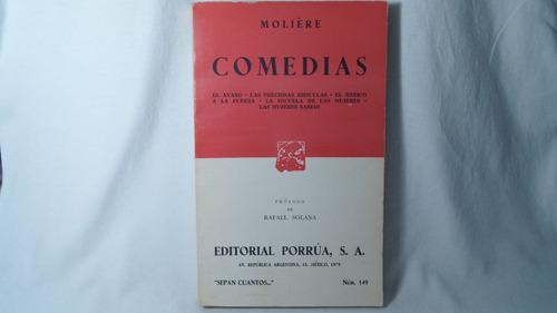 comedias / moliére