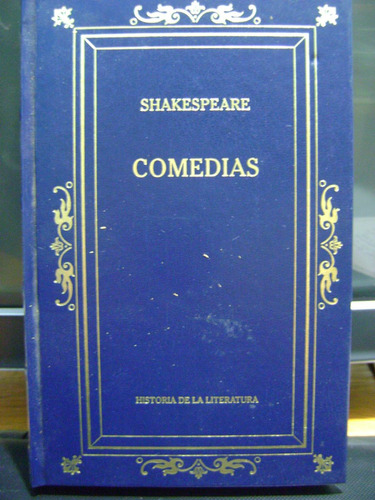 comedias: shakespeare