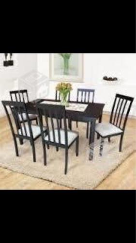 comedor 6 sillas