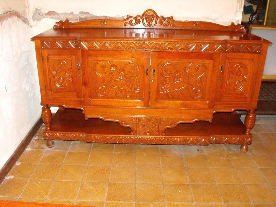 Mercado Libre Muebles De Comedor Antiguos: Comedor decorado con ...