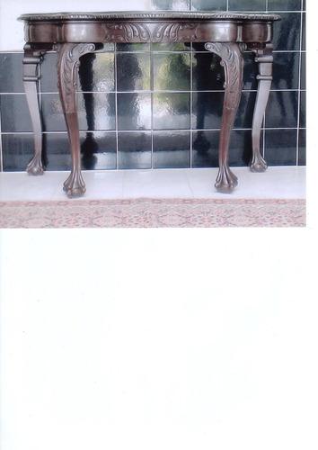 comedor antiguo de coleccion  chippendale (70 años )