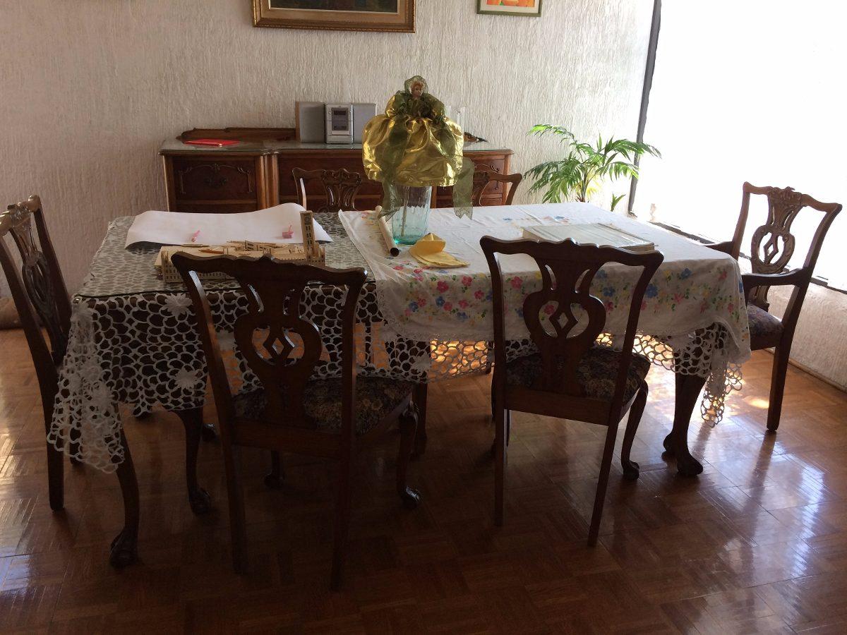 Comedor Antiguo Estilo Gregoriano - $ 230,000.00 en Mercado Libre