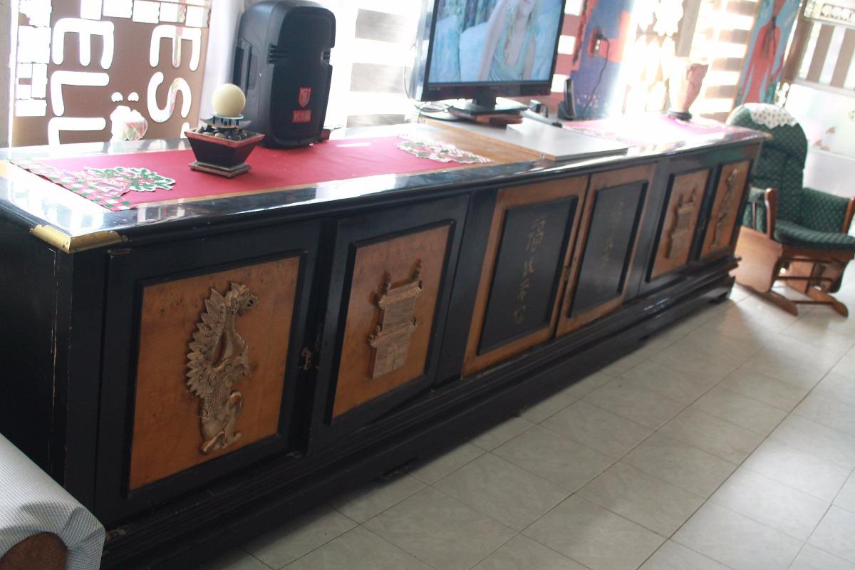 Comedor Antiguo Oriental De 3 Piezas - $ 200,000.00 en Mercado Libre