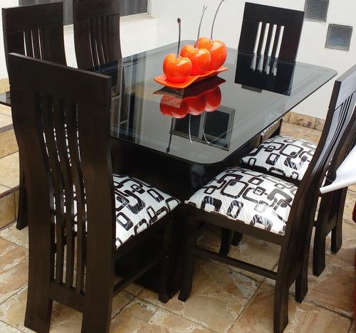 Esquinero comedor ideas for Comedor 6 sillas precio