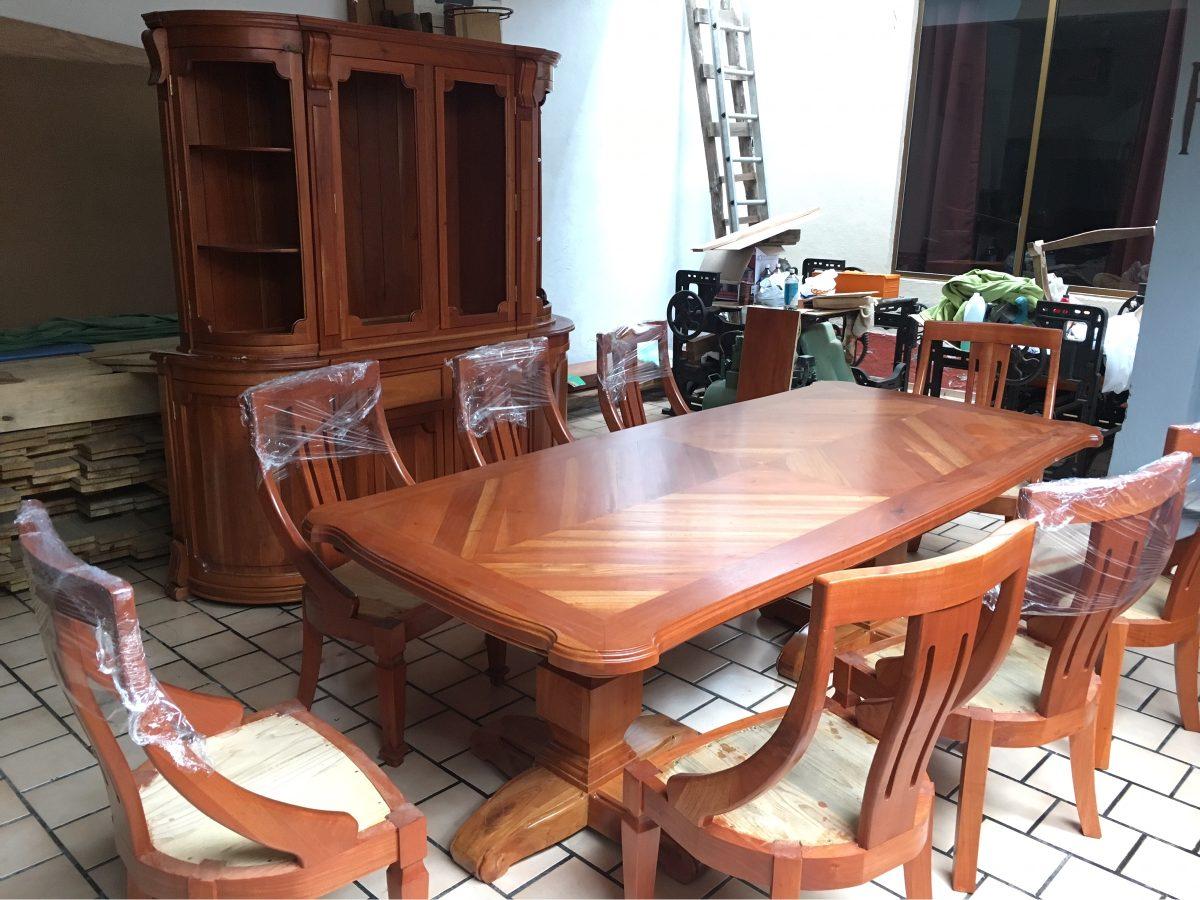 Design comedor 8 sillas cuadrado las mejores ideas e - Comedores bonitos ...