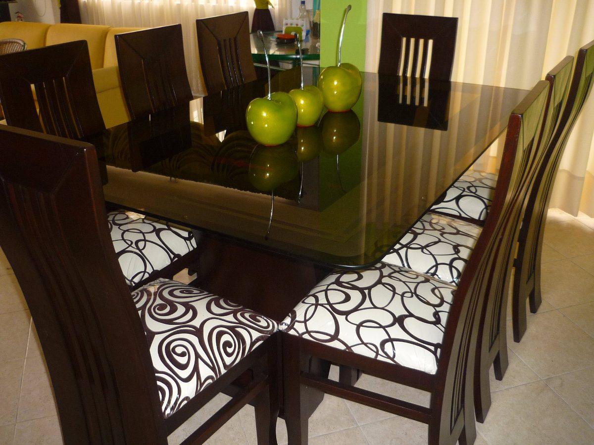 Comedor de 8 sillas precio insuperable s 999 99 en for Comedor 10 sillas oferta
