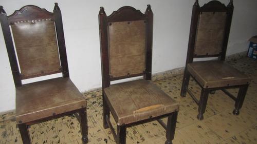 comedor de cedro de 8 sillas