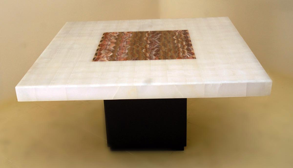Comedor de onix modelo gato de para 8 personas for Mesas de 8 personas