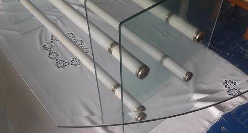 comedor de vidrio 8 puestos