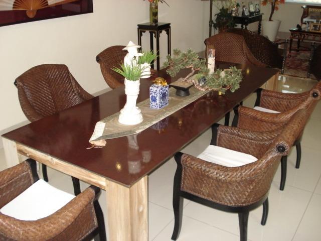 Comedor Diseño Italiano(mesa) Oportunidad De 30,000 A 12,900 ...