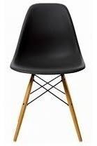 comedor eames minimalista con sillas vintage - promocion!!