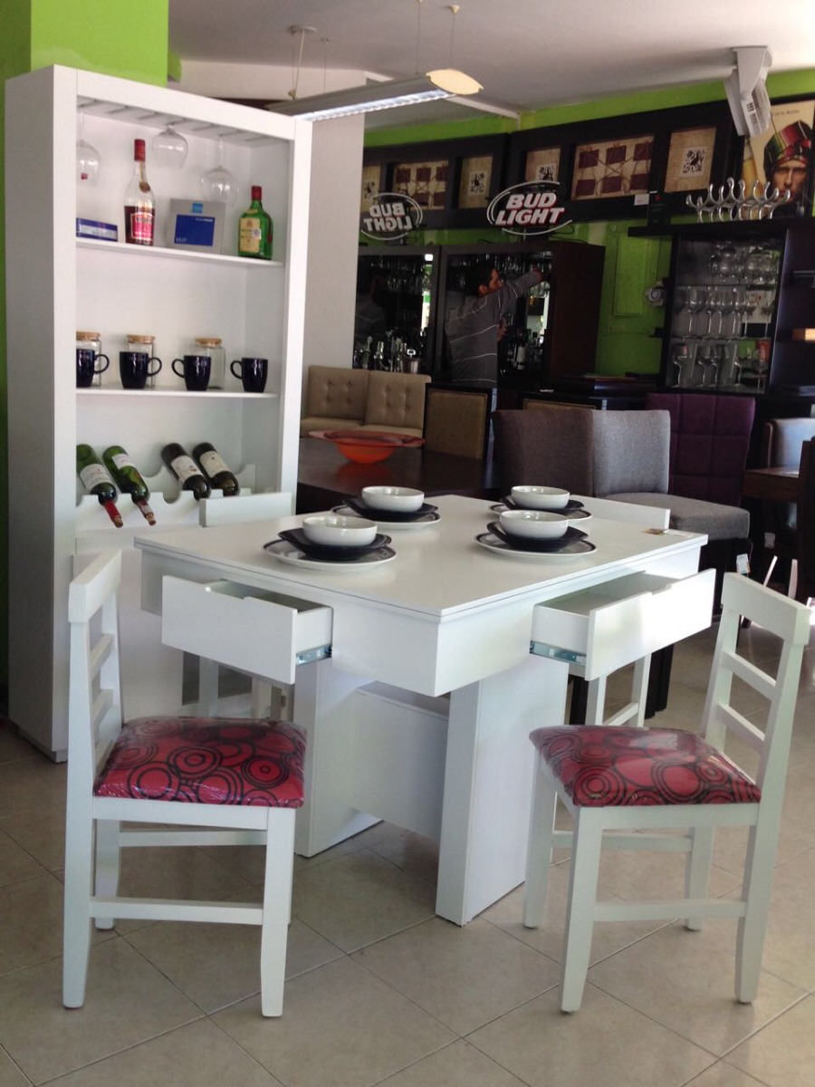 Comedor Económico Blanco - $ 4,500.00 en Mercado Libre