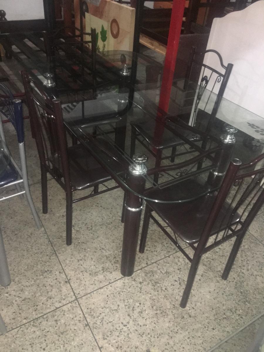 Comedor Económico Moderno Vidrio Pantry - Bs. 50.000,00 en Mercado Libre
