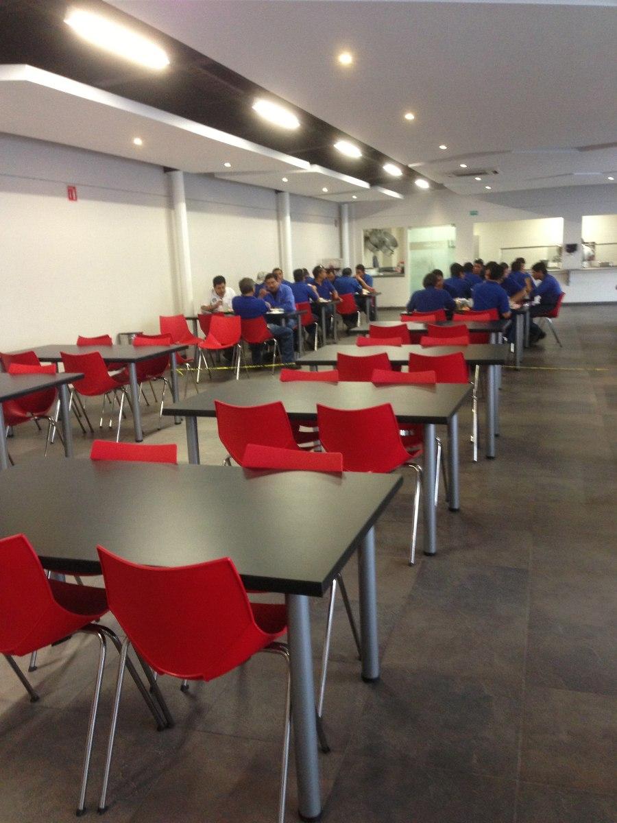 Comedor industrial 6 en mercado libre for Muebles para comedores industriales