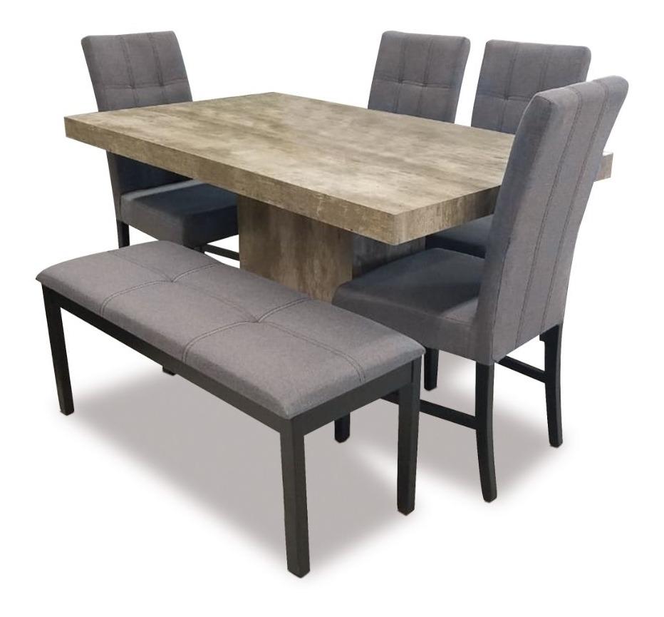 comedor contemporaneo 4 sillas