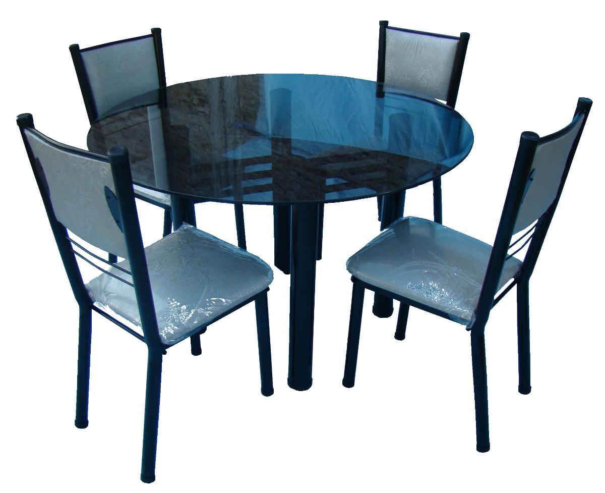 Mesas de vidrio para comedor simple mesa de cristal for Mesa de cristal y 4 sillas