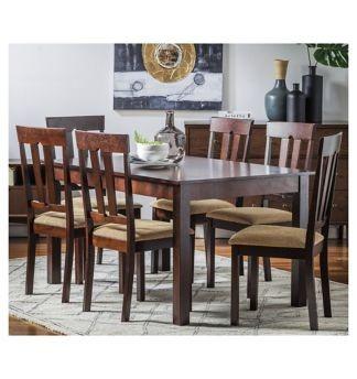 Comedor louis homy 6 sillas 140x90cm caf nuevo armado for Comedores baratos en franklin
